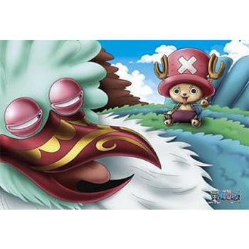 【ONE PIECE-航海王拼圖】海賊王-喬巴與大鳥的生活300pcs ES300-504