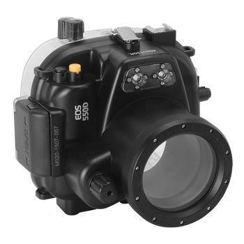 Kamera 專用防水殼 for Canon 550D(18-55mm)