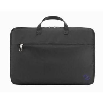 【SUMDEX】NON-139BK 科技黑電腦內袋( 14.1)
