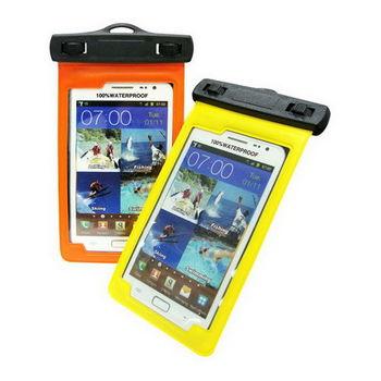 【KT】5.5吋 可觸控運動手機防水袋