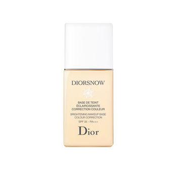 《Christian Dior 迪奧》雪晶靈極緻透白潤色隔離霜 #膚色 30ml