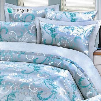 【Victoria】天脈傳奇 雙人四件式天絲兩用被床包組