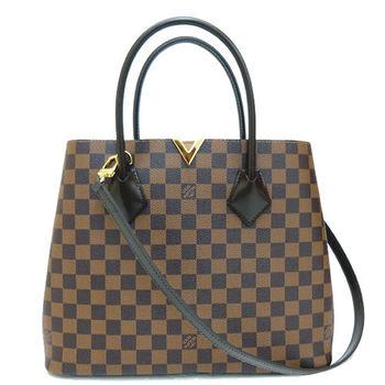 LV N41435 Kensington 棋盤格紋兩用購物包_預購