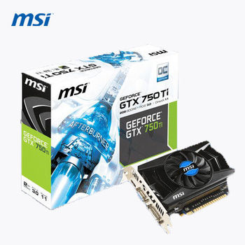 【MSI 微星】N750TI-2GD5/OCV1 顯示卡