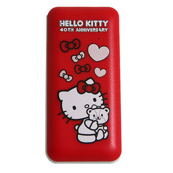 【HELLO KITTY】40周年慶紀念版 5200mAh 行動電源