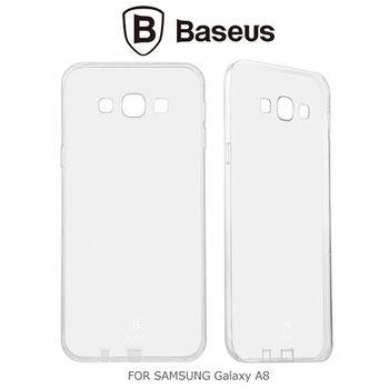 BASEUS SAMSUNG Galaxy A8 逸透保護套