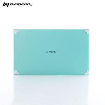 B.FRiEND 藍牙摺疊鍵盤 BT1245-BU (蒂芬妮綠)
