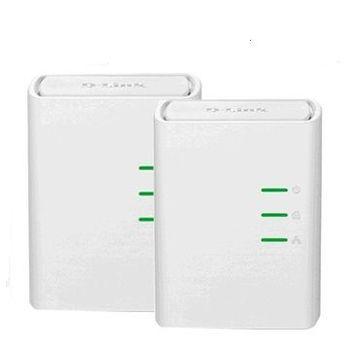 [福利品] D-Link友訊 DHP-309AV 500Mbps 電源線網路橋接器(雙包裝)-9成5新