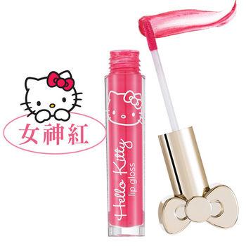 【iBV.18】Hello Kitty 果漾水潤唇彩-女神紅(HK09004)