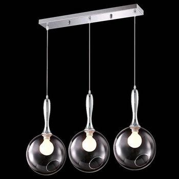 【橙邑】Circle魚口造型吊燈(3顆/一組)