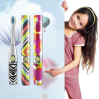 【歌林Kolin】兒童音波震動牙刷(附刷頭2入)KTB-JB151