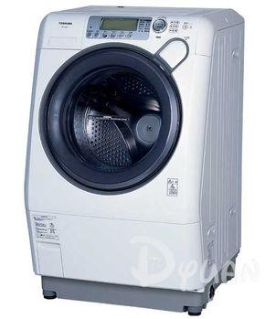 ★贈好禮★『TOSHIBA 』☆東芝9公斤變頻洗脫烘滾筒洗衣機 TW-15VTT
