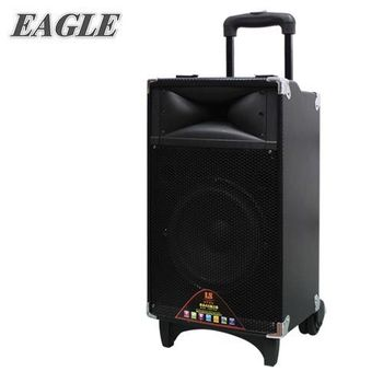 【EAGLE 】行動藍芽拉桿式擴音音箱(ELS-3008)