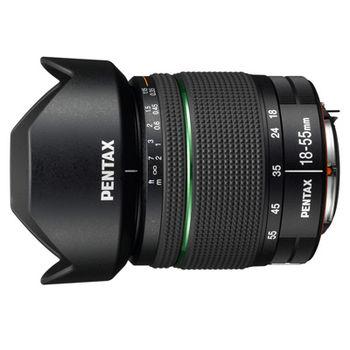 PENTAX SMC DA 18-55mm F3.5-5.6 AL WR (公司貨)