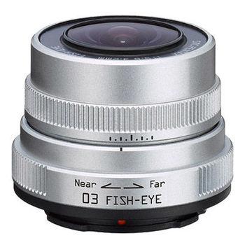 PENTAX Q 03魚眼鏡頭3.2mm F5.6 (公司貨)