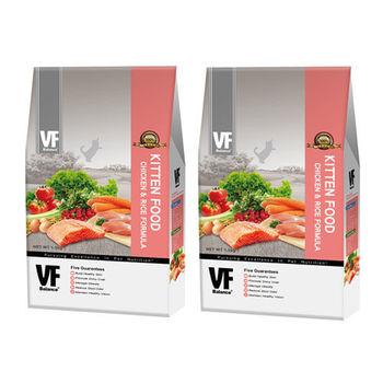 【VF】魏大夫 幼貓呵護(雞肉+米) 配方 貓飼料 1.5公斤 X 2包