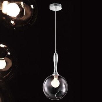 【橙邑】Circle魚口造型吊燈(單顆)