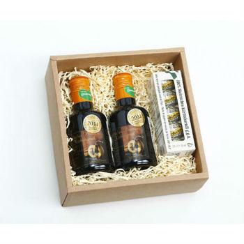 【Kiendler 健多樂】奧地利金牌獎冷壓南瓜籽油禮盒(250ml*2+輕巧裝*1)