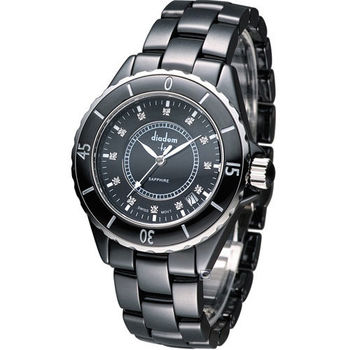 Diadem 黛亞登 F4 時尚陶瓷腕錶 2D0132SD