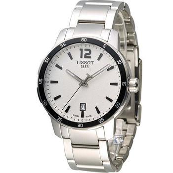 TISSOT T-SPORT 天梭時尚經典運動腕錶 T0954101103700
