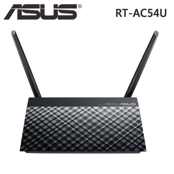 ASUS 華碩 RT-AC54U 1167Mbps Wireless AC 無線路由器