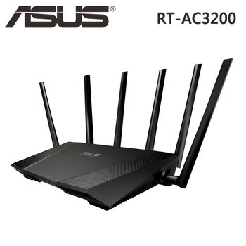 ASUS 華碩 RT-AC3200 三頻 Gigabit 無線分享器 WiFi 分享器 / 802.11ac