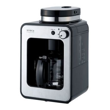 siroca 自動研磨滴漏式咖啡機(STC-408)