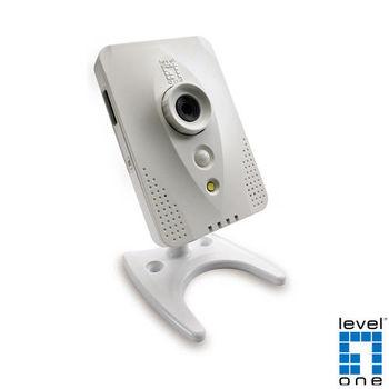 【LevelOne】日夜 H.264 百萬像素PoE IP Cube Camera FCS-0031