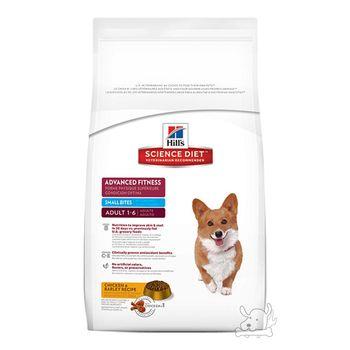 【Hill's】美國希爾思 成犬 優質健康配方 小顆粒 飼料 15公斤 X 1包