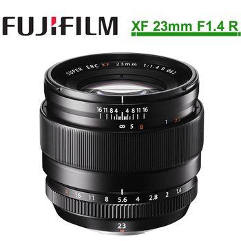 FUJIFILM XF 23mm F1.4 R 大光圈廣角鏡頭(公司貨)