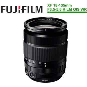 FUJIFILM XF 18-135mm F3.5-5.6 R LM OIS WR 廣角望遠變焦鏡(公司貨)