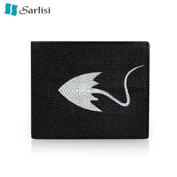 Sarlisi 品味生活珍珠魚皮夾