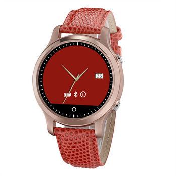 【iPlug SmartWatch S1】藍牙經典圓形智慧錶