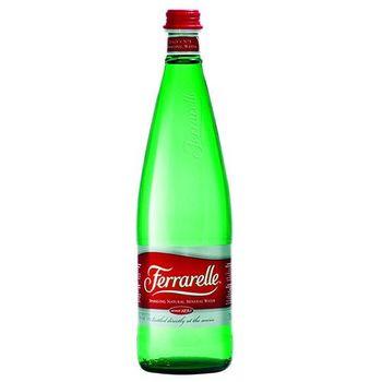 【義大利】法拉蕊Ferrarelle天然氣泡礦泉水750ml12瓶(A950001)