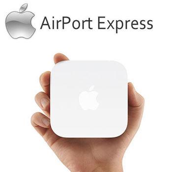 【Apple】 AirPort Express 基地台+網路線10M ( MC414TA/A)