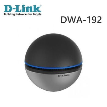 D-Link友訊 DWA-192 雙頻 11AC USB 3.0 無線網卡