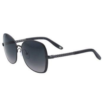 BOTTEGA VENETA太陽眼鏡 (黑色)