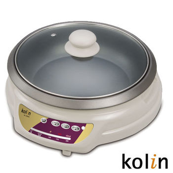 【KOLIN】歌林2.5公升多功能電火鍋-附蓋HL-R001