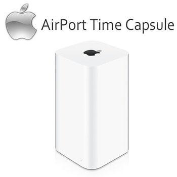 【Apple】 AirPort Time Capsule 3TB 基地台+網路線15M (ME182TA/A)