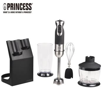 送媽媽袋《PRINCESS荷蘭公主》手持式食物調理攪拌棒-豪華組221203