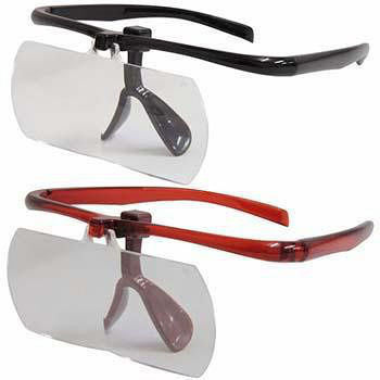 樂齡  眼鏡式放大鏡2倍