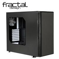 ~Fractal Design~Define R4 靜音機殼 側板開窗 ^#40 永夜黑