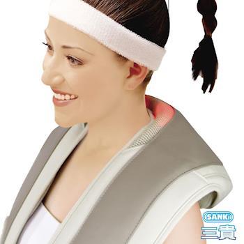 【SANKi三貴】肩頸按摩大師(第二代)回銷美國升級版
