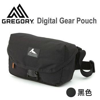 【美國Gregory】Digital Gear Pouch日系單眼相機側背包-黑色