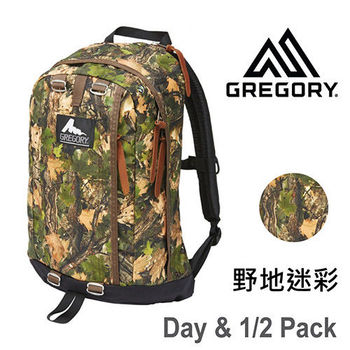 【美國Gregory】Day1/2 Pack日系休閒後背包33L-野地迷彩