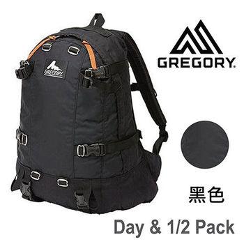 【美國Gregory】Day1/2 Pack日系休閒後背包33L-黑色