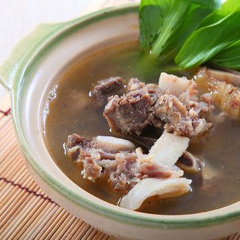 【金門良金牧場】高粱清燉牛肉爐6包(1300g/包)