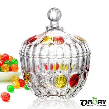 【OMORY】水晶玻璃糖果盒