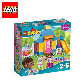 樂高【LEGO】得寶系列 L10606 玩具小醫生之後院診所