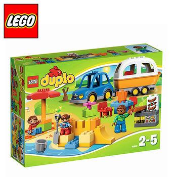 樂高【LEGO】得寶系列 L10602 露營冒險